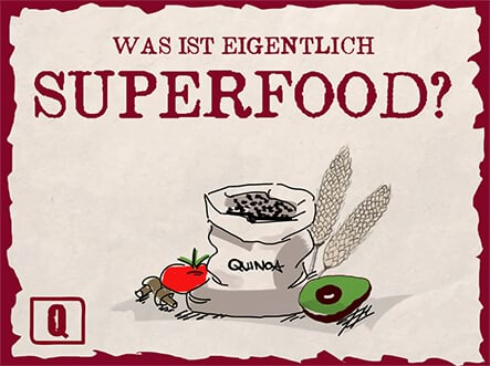Was sind superfoods?